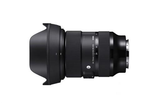 SIGMA 24-70mm F2.8 DG DN | Art Lマウント用レンズファームウェアアップデートのお知らせ