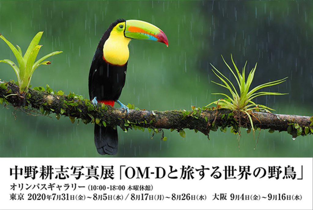 中野耕志さんが写真展を開催