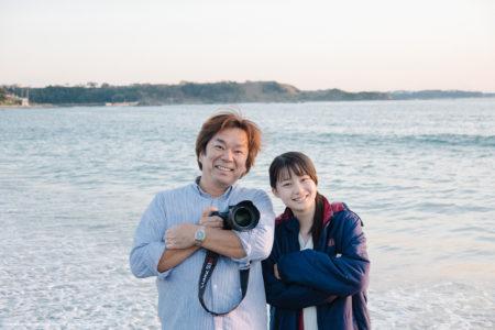 河野英喜さんがLUMIX GINZA TOKYOで写真展開催