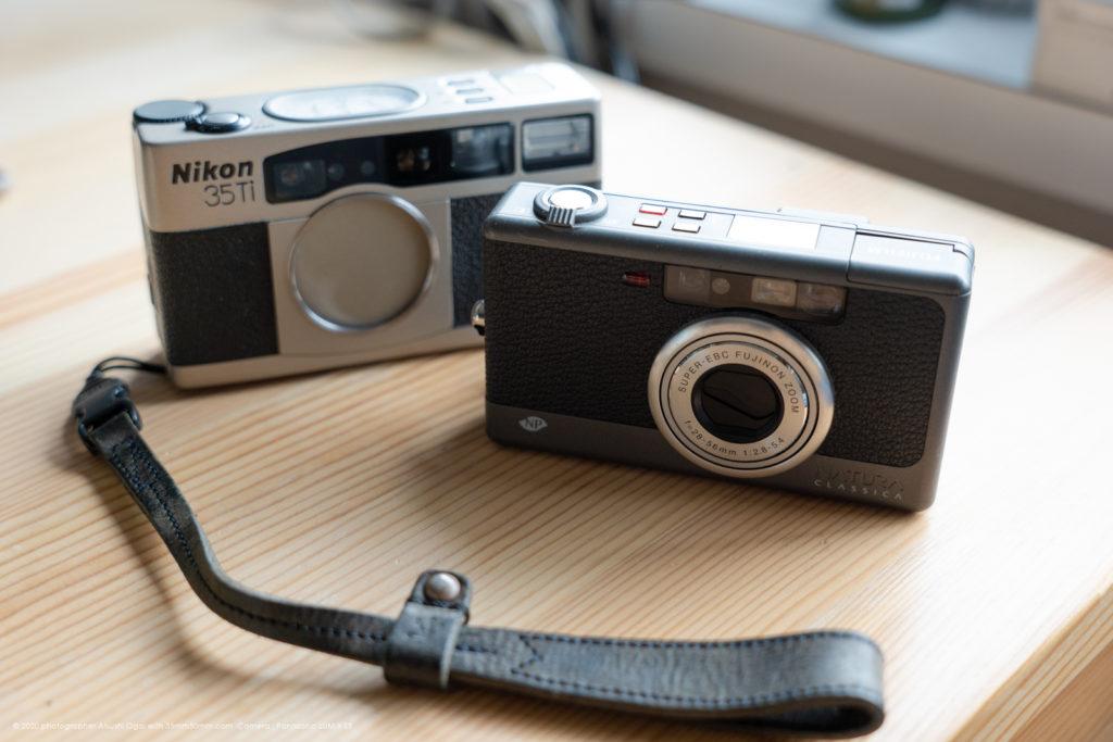 Nikon35Tiと富士フイルムのナチュラクラシカ