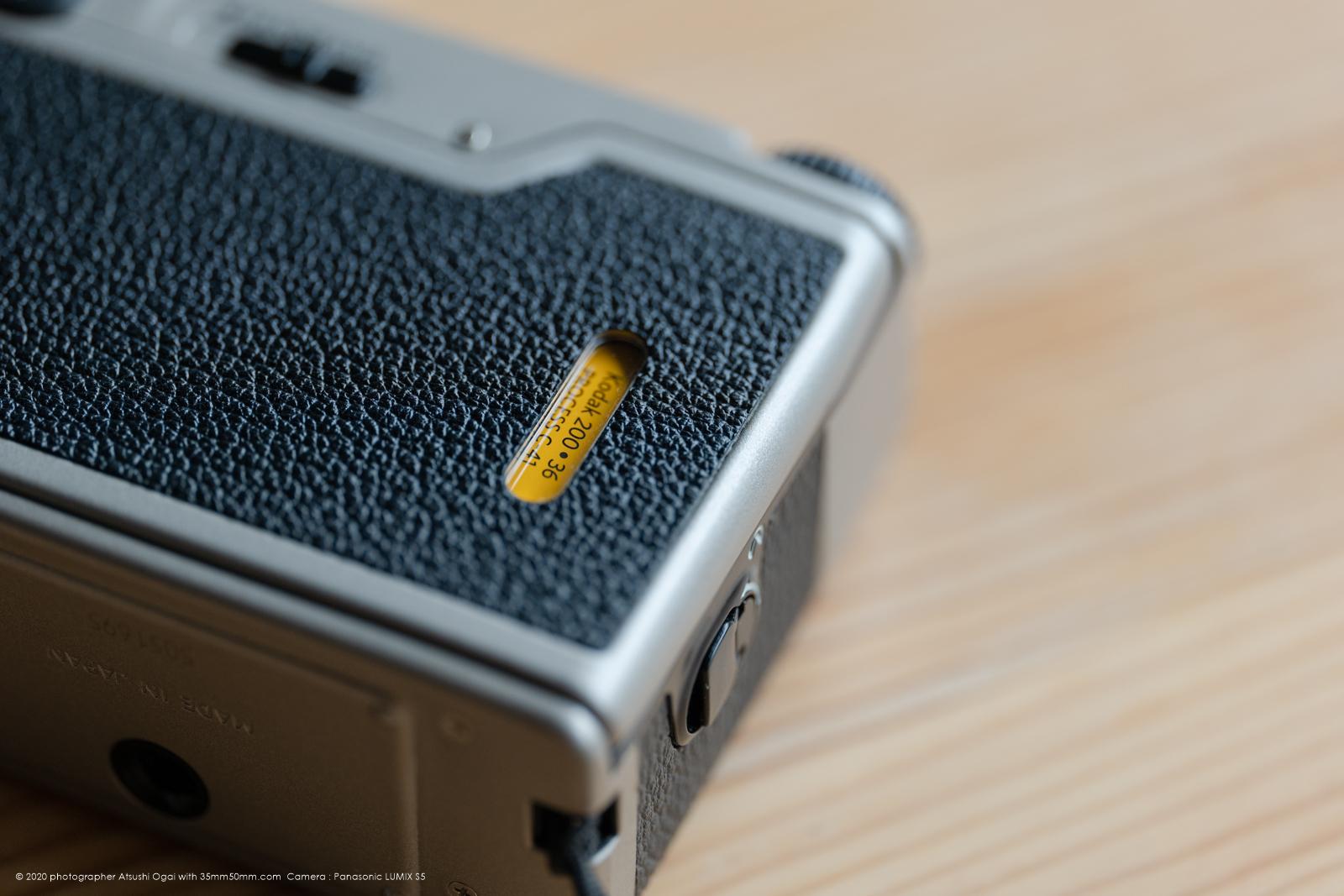 Nikon 35Tiの画像です